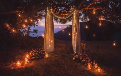 Get Creative With Your Wedding Arch