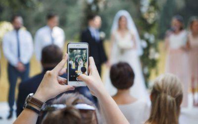 Social Media Wedding Guest Guide